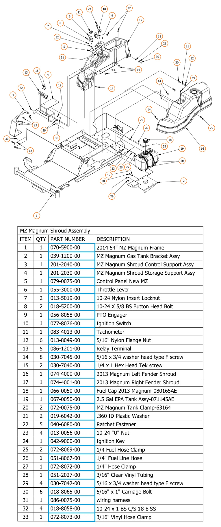 2016 MZ Magnum Fuel Tank Assembly 20170131141820 fuel tank assembly Wiring Harness Diagram at alyssarenee.co