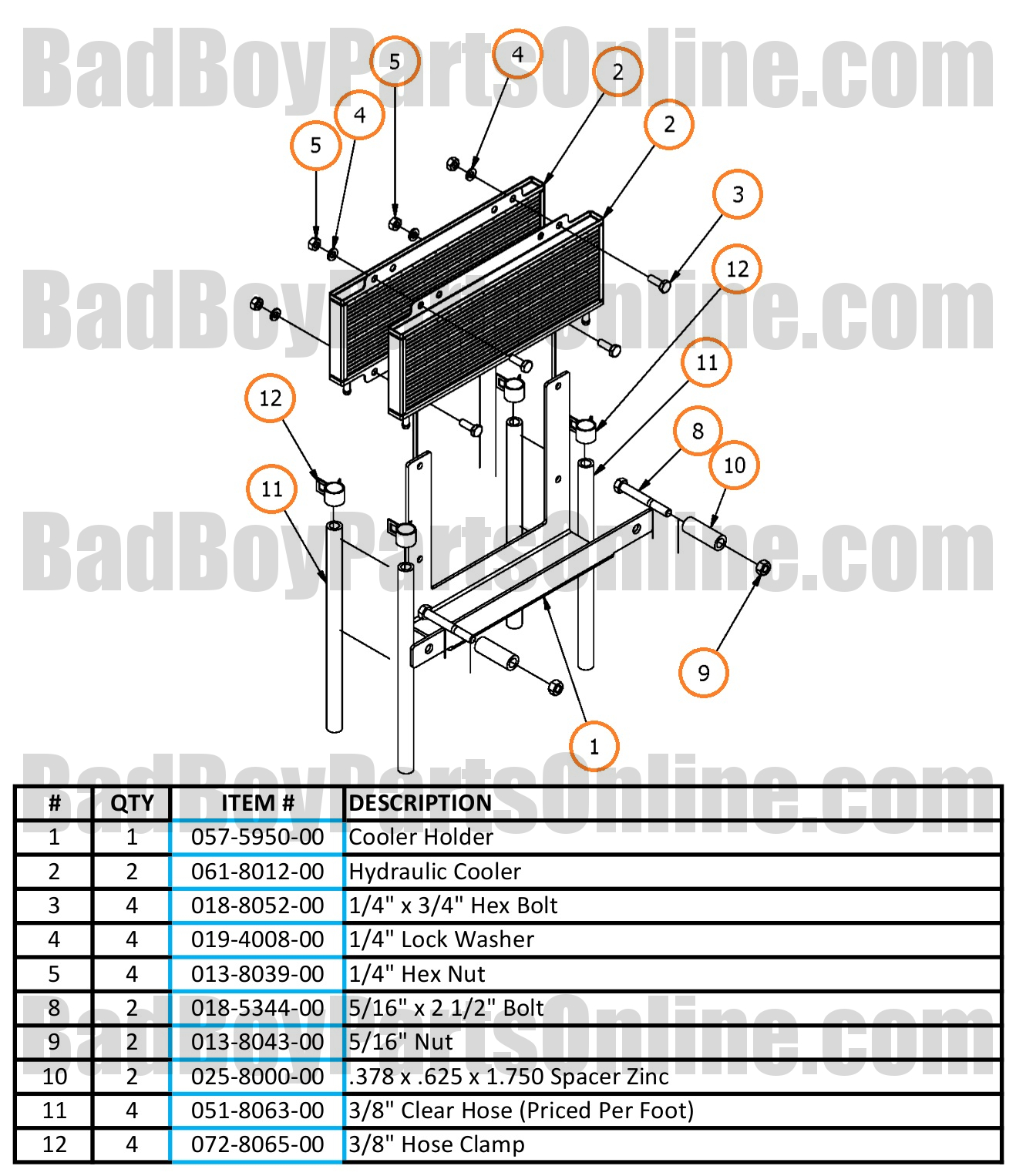 Symbol Hydraulic Cooler Schematic Trusted Wiring Diagrams